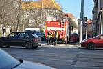 Při odpolední nehodě na křižovatce ulic Skrétova a Klatovská byl sražen muž, kterého odvezli záchranáři do nemocnice