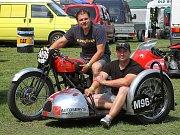 Závody historických motocyklů a sajdkár, Nepomucký trojúhelník