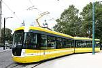 Představení nové tramvaje EVO 2
