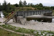 Starou  lávku  u lobezské střelnice vymění bezbariérový most za téměř 11 milionů korun. Stát podpoří tuto městskou stavbu dotací ve výši šesti milionů korun