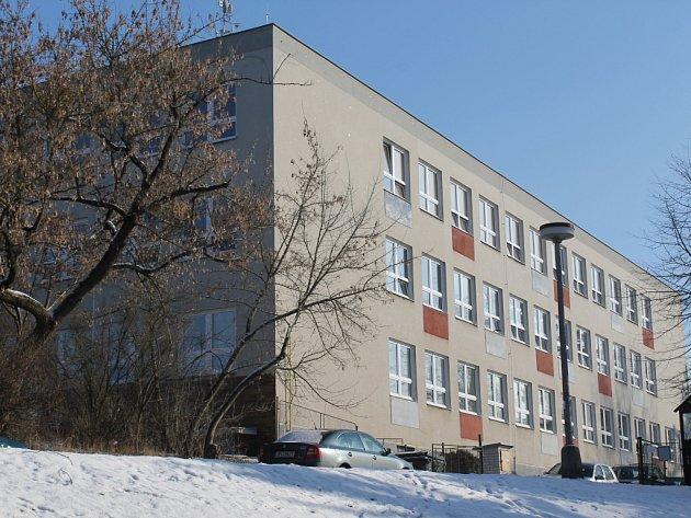 Budova, kterou získal kraj
