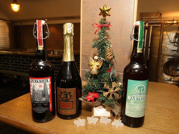 Vánoční speciály pivovaru Purkmistr
