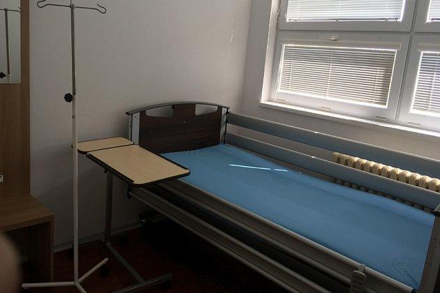 Endoskopie - sál