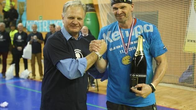 Vladimír Haber a Martin Šetlík