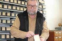 Lidé od vedle: Miroslav Hus - numismatik