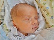 Daniel Havránek se narodil 21. března v18:56 mamince Júlii a tatínkovi Jiřímu zPlzně. Po příchodu na svět vplzeňské Mulačově nemocnici vážil jejich prvorozený synek 3460 gramů.
