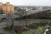 Most generála Pattona v Plzni