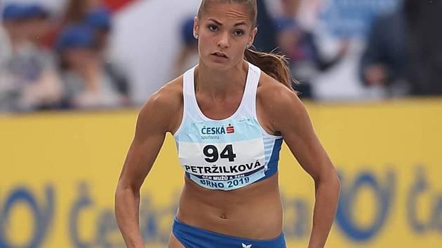 Tereza Petržilková.