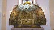 Unikátní dílo schovává kostel sv. Vintíře v Dobré Vodě u Hartmanic