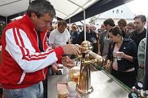 Pivo přilákalo tisíce svých obdivovatelů