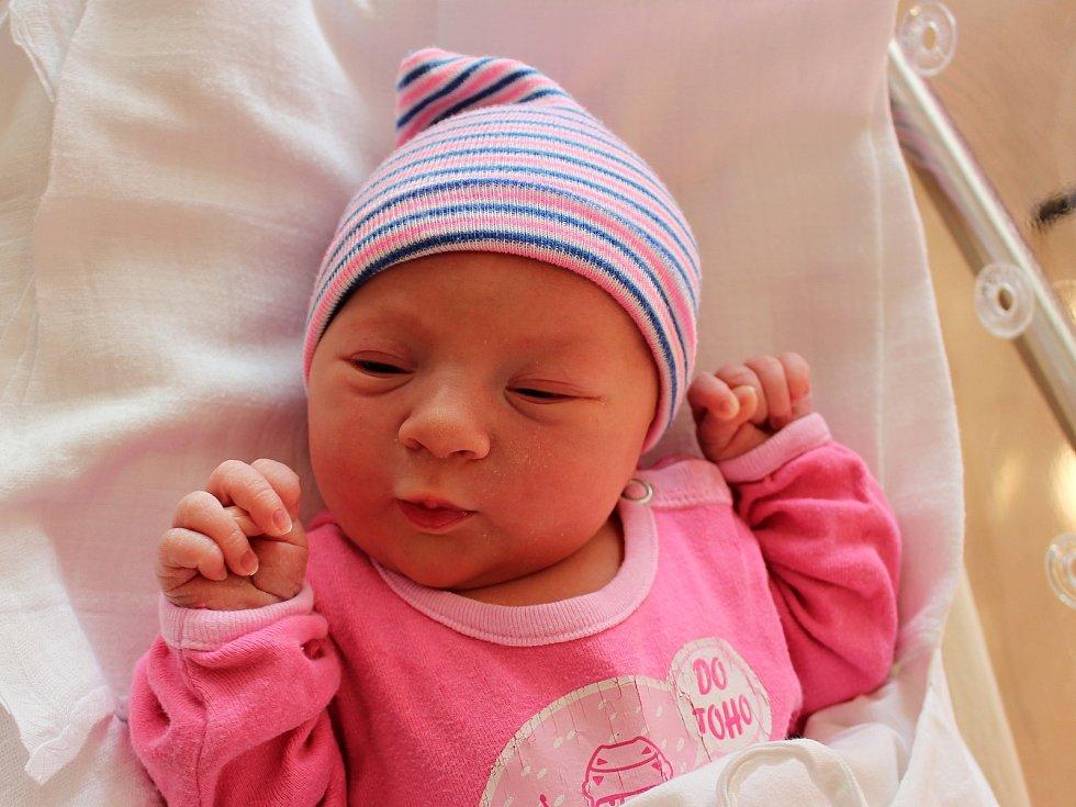 Evelína Zummerová se narodila 6. listopadu ve 20:08 rodičům Beátě a Davidovi z Plzně. Po příchodu na svět v porodnici na Lochotíně vážila jejich prvorozená dcerka 3150 gramů 'a měřila 49 centimetrů.