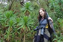 Milena Písačková putovala po Keni