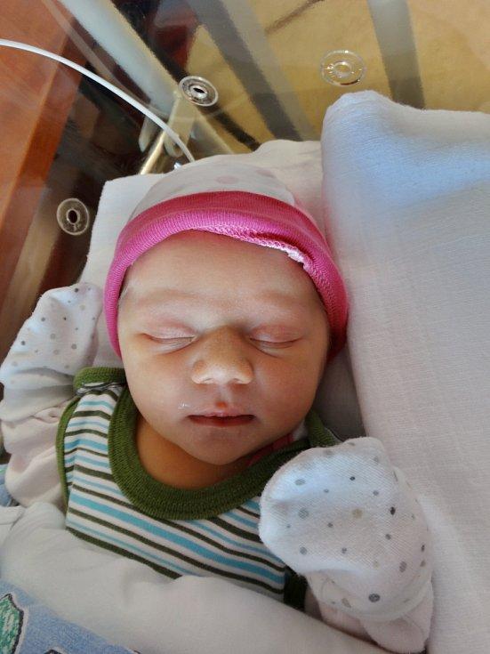 Rozárie Janoušková se narodila 5. ledna ve 23:49 mamince Dominice a tatínkovi Janovi z Klabavy. Po příchodu na svět v plzeňské FN vážila jejich prvorozená dcerka 3130 gramů a měřila 47 centimetrů.