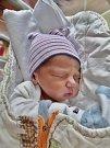 Jáchym Čeček se narodil 7. listopadu ve 23:20 mamince Soně a tatínkovi Petrovi zMrtníku. Po příchodu na svět vplzeňské FN vážil jejich prvorozený synek 2820 gramů a měřil 48 cm.
