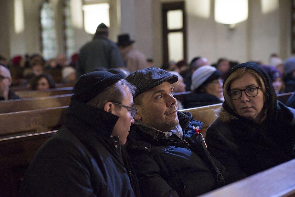 Plzeň si připomněla židovské transporty