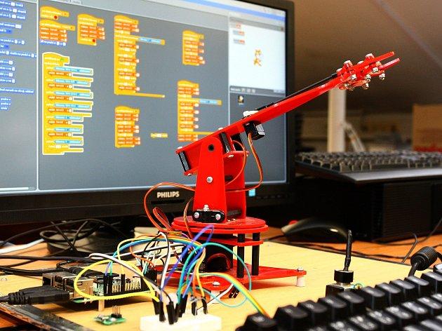 Laboratoř pro internet věcí na ZČU v Plzni