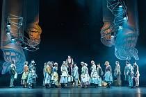 Jedinečná Elisabeth míří v české premiéře na jeviště plzeňského Nového divadla.