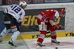 Hokej Plzeň vs. Třinec 3:4 po samostatných nájezdech