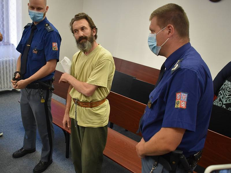 Krajský soud v Plzni potrestal Romana Vladaře za vraždu klatovského podnikatele Jiřího Žabky 16 lety vězení.