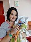 Matěj Meiner se narodil 30. srpna v17:59 mamince Veronice a tatínkovi Davidovi zDobřan. Po příchodu na svět vplzeňské FN vážil jejich prvorozený syn 3380 gramů a měřil 52 centimetrů.