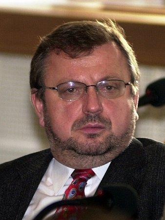 Městský zastupitel za ČSSD Miroslav Brabec