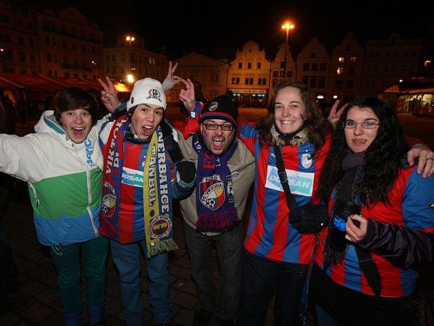 Plzeň vs. Istanbul
