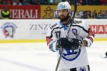 Plzeňský kapitán Milan Gulaš si proti Vítkovicím připsal už 71. bod v letošní sezoně. K výhře ale nestačil.