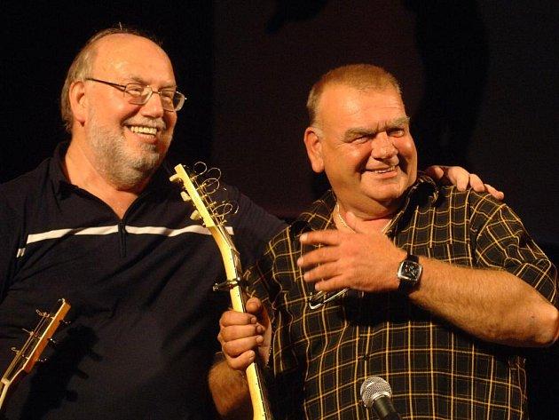 Koncert bratrů Nedvědů na Lokomotivě