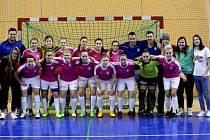 Ženy SK Interobal Plzeň.