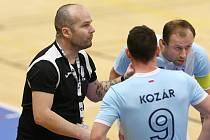 Marek Kopecký (vlevo).