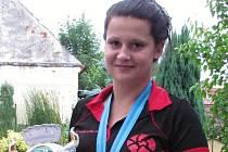 Střelkyně dnešického klubu Cinderella získala na ME v lovecké kombinované střelbě stříbrnou medaili, ačkoliv zde měla původně působit pouze v roli rozhodčí.