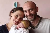 Ladislav Ladino (3,53 kg, 52 cm) přišel na svět 27. června v 16:29 ve FN v Plzni. Velkou radost ze svého prvního syna mají rodiče Alžběta a Marc Sottana z Plzně