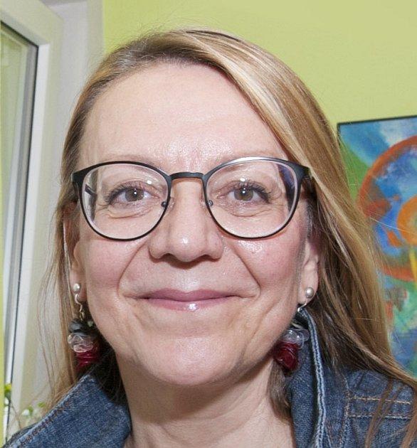 Jana Brabcová, jednatelka společnosti Grafia