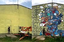 Street art. Ilustrační foto