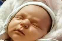 Elenka Kličková z Nýrska se narodila 11. března 2021 ve 13:23 hodin. Po příchodu na svět v klatovské porodnici vážila 3320 gramů a měřila 51 centimetrů.