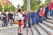 Stoleté výročí položení základního kamene k Masarykově ZŠ v Plzni.