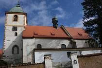 Kostel Narození Panny Marie ve Starém Plzenci