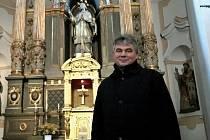Pater Vítězslav Holý.