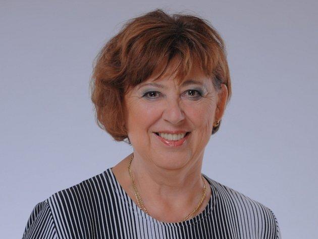 Plzeňský kraj má nyní pouze jedinou poslankyni a tou je Miloslava Rutová (na snímku).