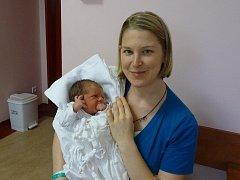 Jan (3,54 kg, 51 cm) se narodil 2. prosince v 7:14 v plzeňské fakultní nemocnici. Na světě svého prvorozeného chlapečka přivítali rodiče Tereza a Jan Solfronkovi z Plzně
