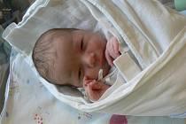 Blance Hanzlíkové a Radku Holíkovi zPřeštic se 30. listopadu ve 14.15 hod. narodil vMulačově nemocnici prvorozený syn Ondřej (3,45 kg, 51 cm)