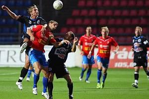 Fotbal: FC Viktoria Plzeň – SK Kladno 1:0.