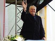 Prezident Miloš Zeman v Plané. Střípky z pobytu, bez komentáře.