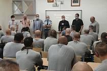 Do prvních ročníků letos nastoupilo  84 vězňů.