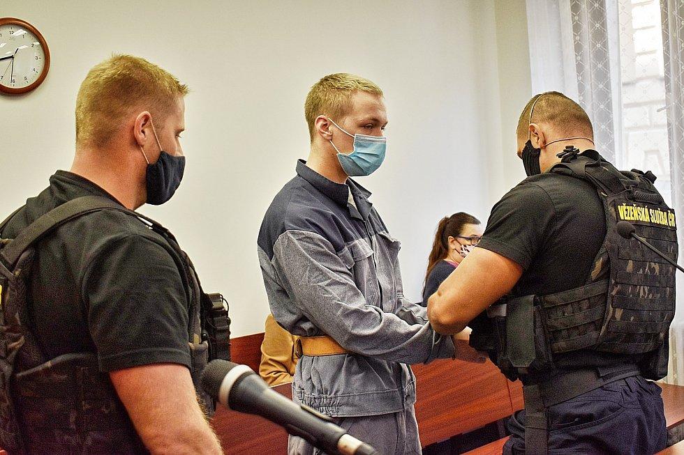 Výjimečný trest hrozí Patricku Wächterovi (21) z Aše, který vloni před Vánoci brutálně zaútočil sekerou na dva poštovní doručovatele.