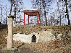Chotkovo sedátko, které již brzy zpříjemní pobyt návštěvníkům Lochotínského parku v Plzni
