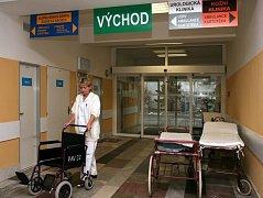 Ilustrační foto fakultní nemocnice.