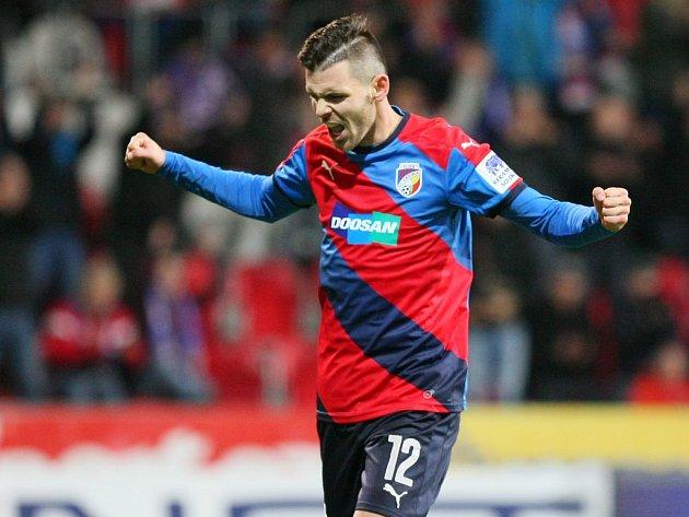 Oba góly Viktorie vstřelil Stabaeku Michal Ďuriš.