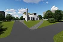 Vzniknou zde prostoru pro bohoslužby se zázemím, ale také  klubovny a hygienické vybavení.