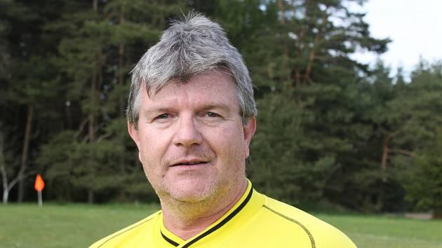 Obránce Vysoké Libyně Jaroslav Kučera